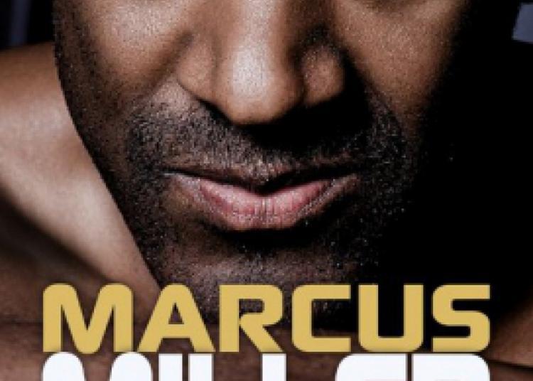 Marcus Miller à Strasbourg