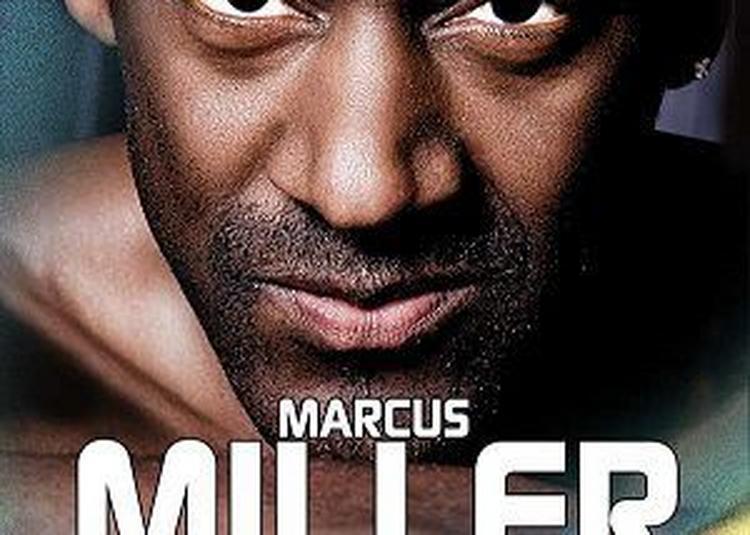 MARCUS MILLER - Laid Black Tour 2019 à Villars les Dombes