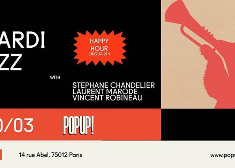 Mardi Jazz à Paris 12ème