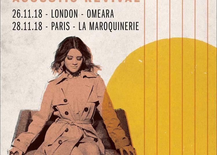 Maren Morris à Paris 20ème
