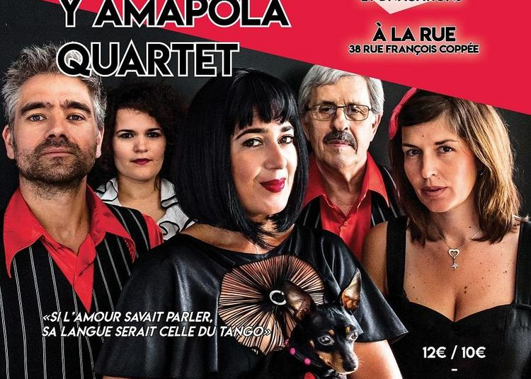 Maria Dolores y Amapola Quartet à Mandres les Roses