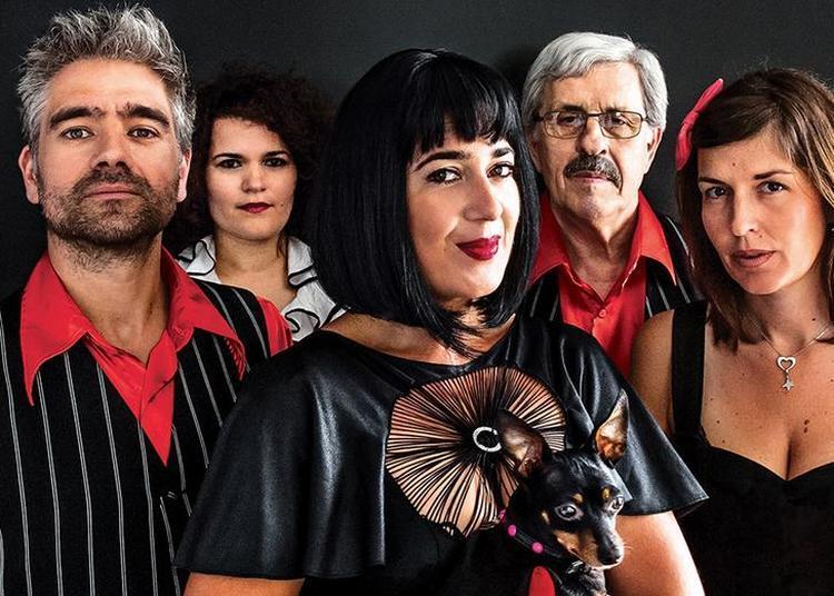 Maria Dolorès y Amapola Quartet à Saint Herblain