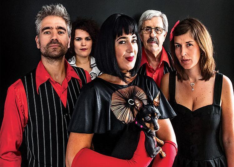 Maria Dolores y Amapola Quartet à Petit Couronne
