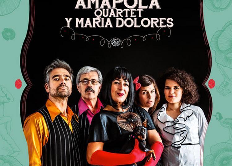 Maria Dolores Y Amapola Quartet à Paris 15ème