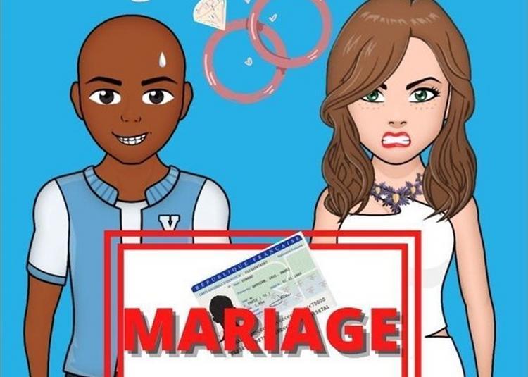 Mariage Blanc à Paris 18ème