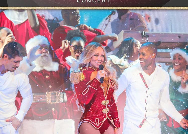 Mariah Carey à Paris 12ème