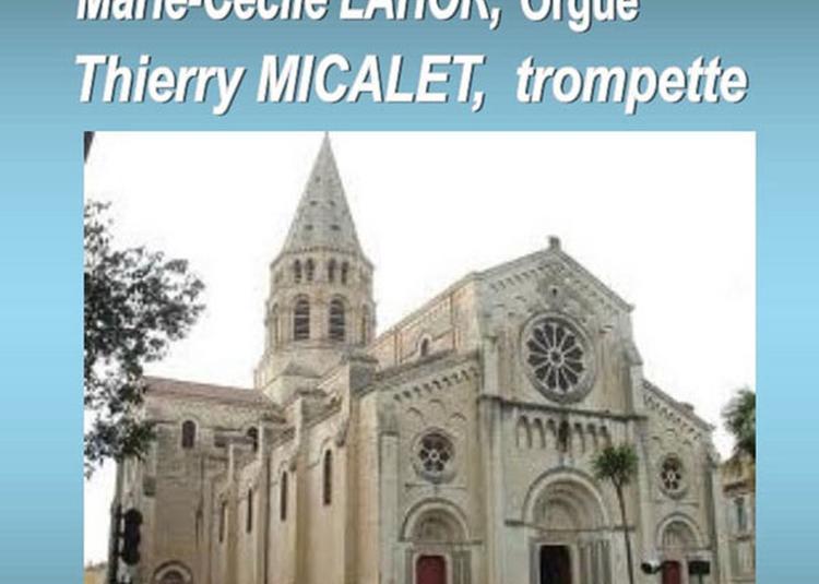 Marie-Cecile Lahor-Thierry Micalet à Saint Cesaire