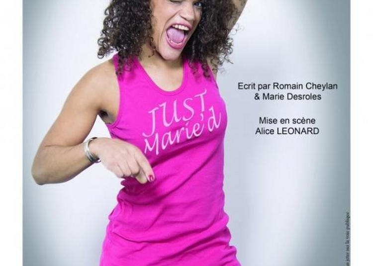 Marie Desroles à Paris 4ème
