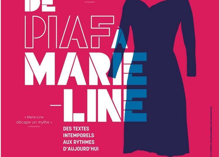 Marie-line Weber : de Piaf à Marie-line à Paris 19ème