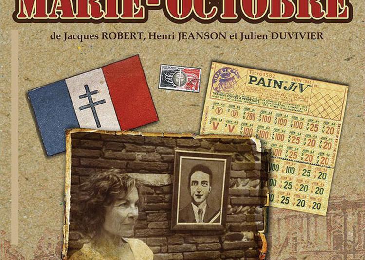 Marie-Octobre à Toulouse