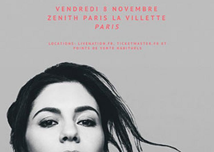 Marina à Paris 19ème
