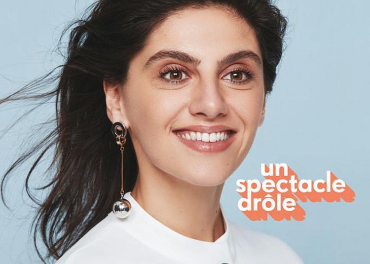 Marina Rollman à Paris 9ème