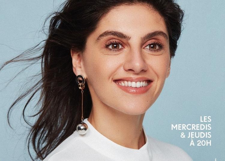 Marina Rollman Dans Un Spectacle Drole à Paris 3ème