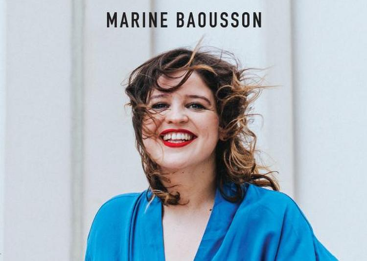 Marine Baousson à Nantes