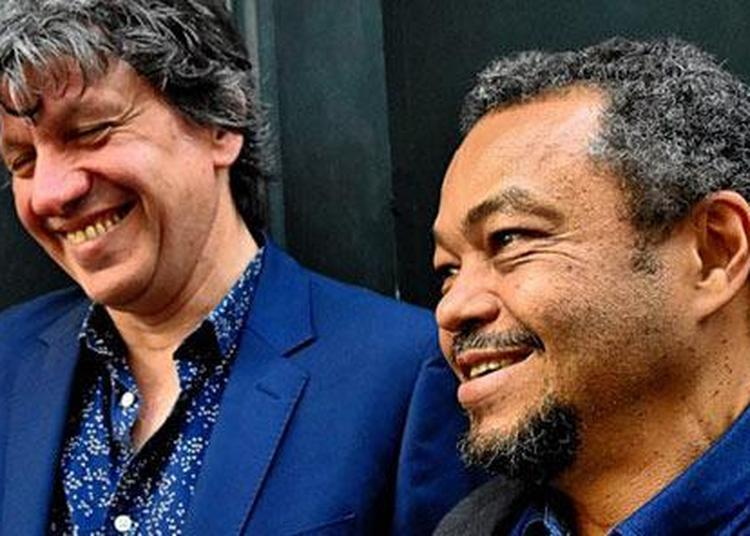 Mario Canonge & Michel Zenino à Les Lilas