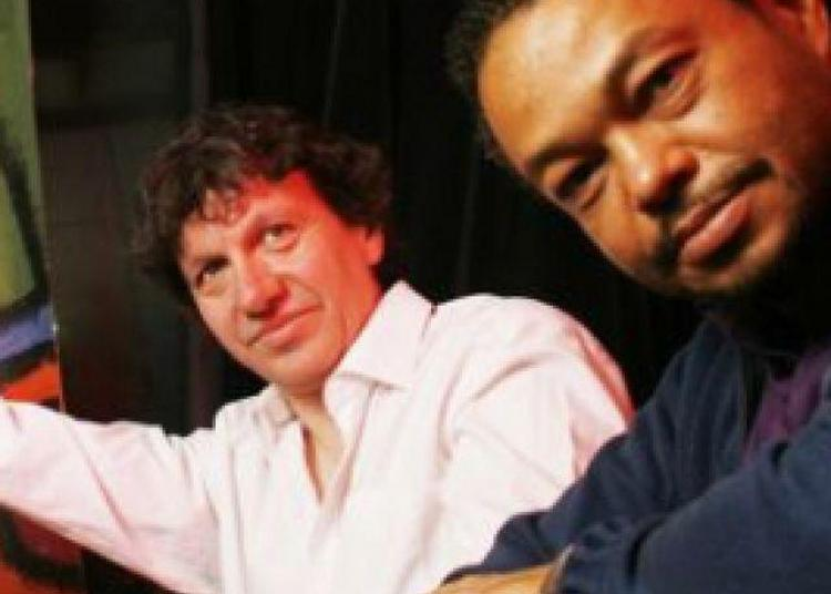 MARIO CANONGE / MICHEL ZENINO Duo Jazz à Paris 1er