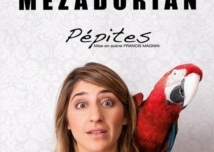 Marion Mezadorian Dans Pepites à Toulouse