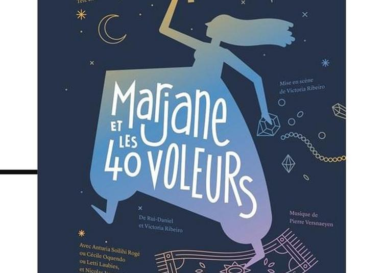 Marjane Et Les Quarante Voleurs à Paris 14ème