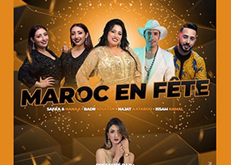 Maroc En Fete à Paris 9ème