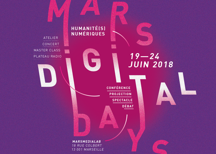 Mars Digital Lab 2018
