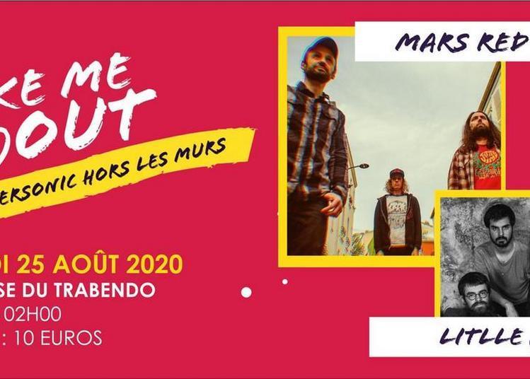 Mars Red Sky - Little Jimi - Elvis Press Play (dj Set) à Paris 19ème