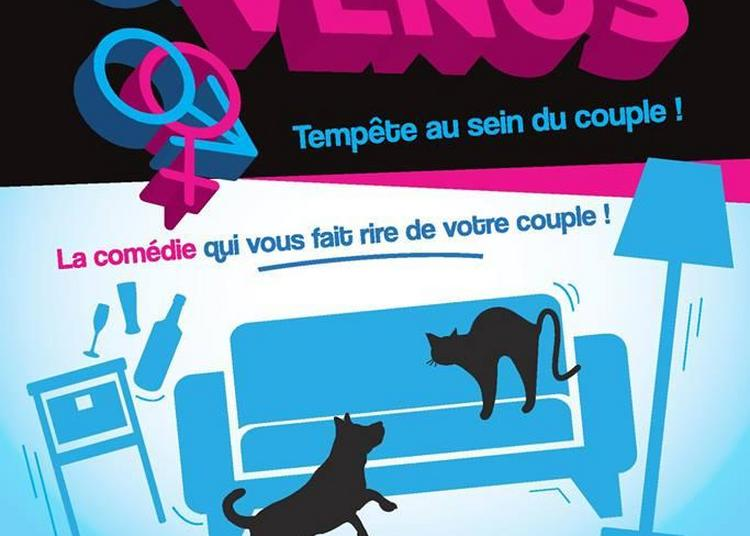 Mars & Venus Tempête Au Sein Du Couple à Reims