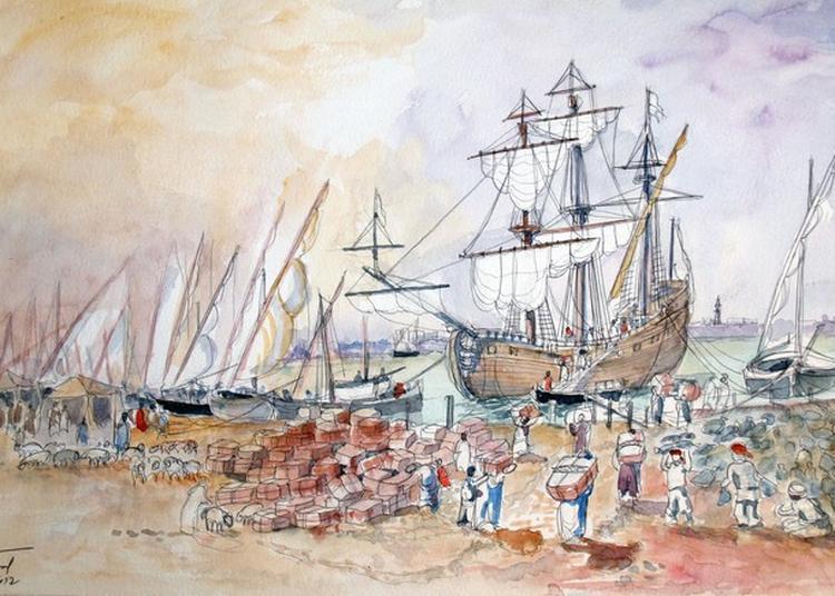 Marseille En Quarantaine : La Peste De 1720
