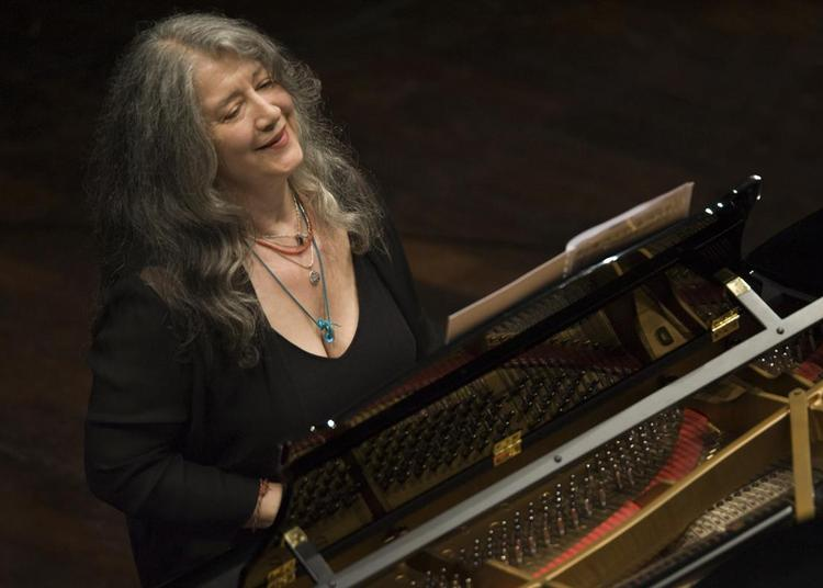 Martha Argerich et Lilya Zilberstein à Toulouse