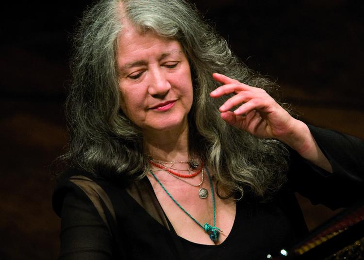Martha Argerich & Mischa Maisky à Toulouse