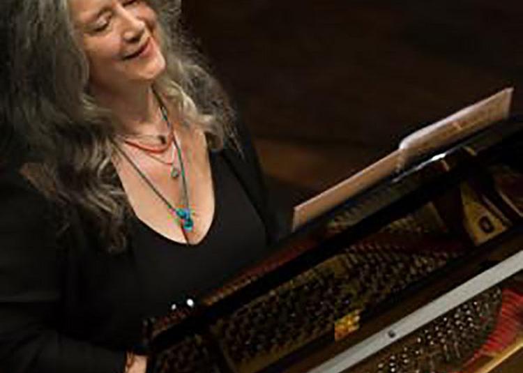 Martha Argerich - Mischa Maisky à Paris 19ème
