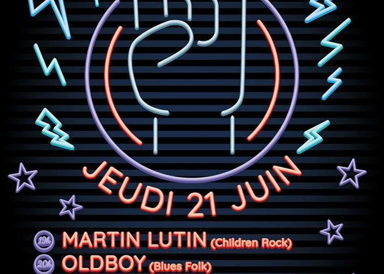Martin Lutin - OldBoy - The Skallog's (Fête de la Musique 2018) à Lille