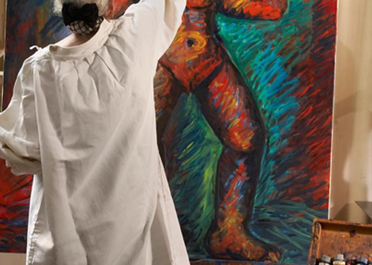« Martine Martine, Peintre sculpteur » à Bergerac