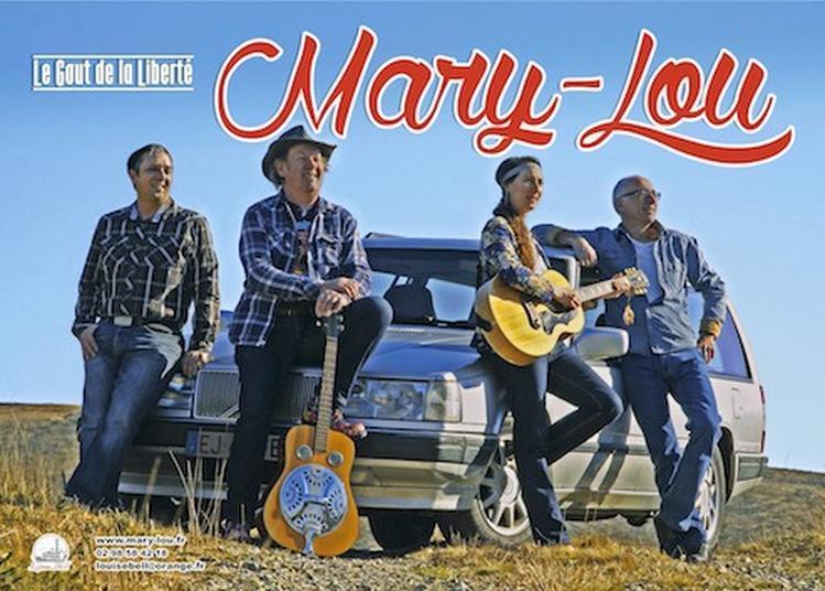 Mary-Lou en concert à Rosporden