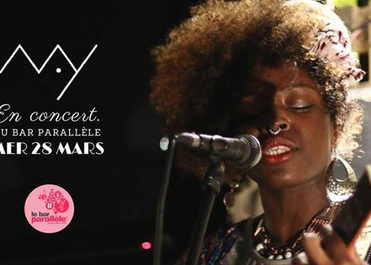 Mary May à Lille