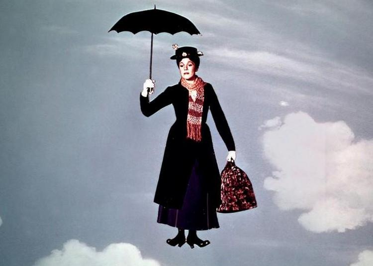 Mary Poppins à Paris 19ème
