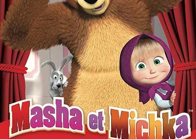 Masha Et Michka à Saint Etienne