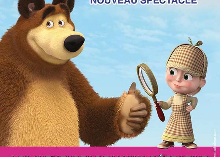 Masha Et Michka Le Spectacle à Rouen
