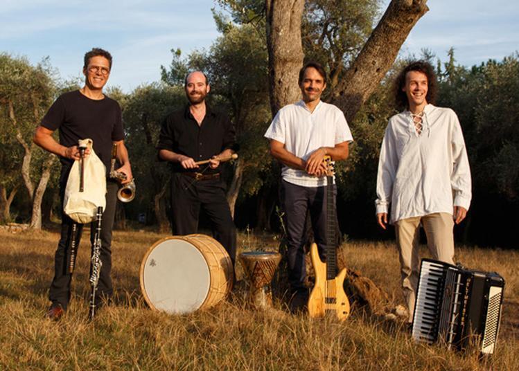 Maslinki - Musique bulgare à Correns