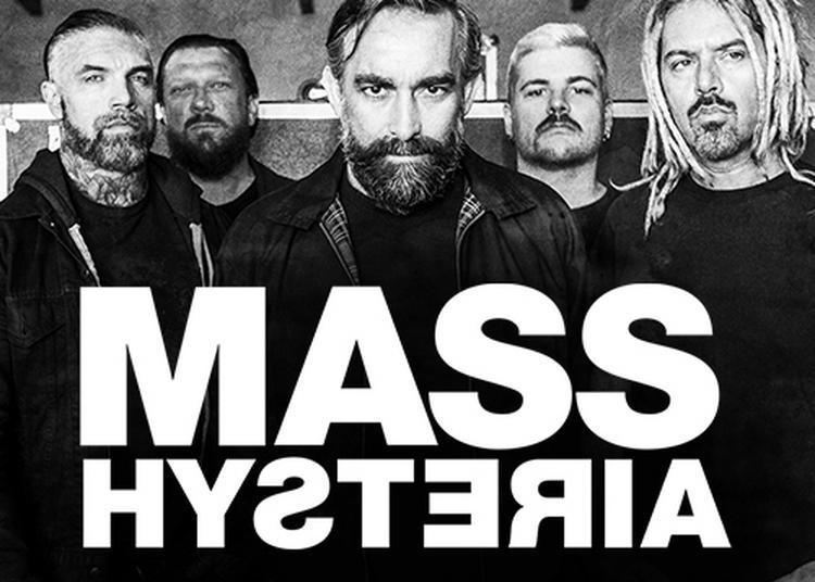 Mass Hysteria et guest à Toulouse