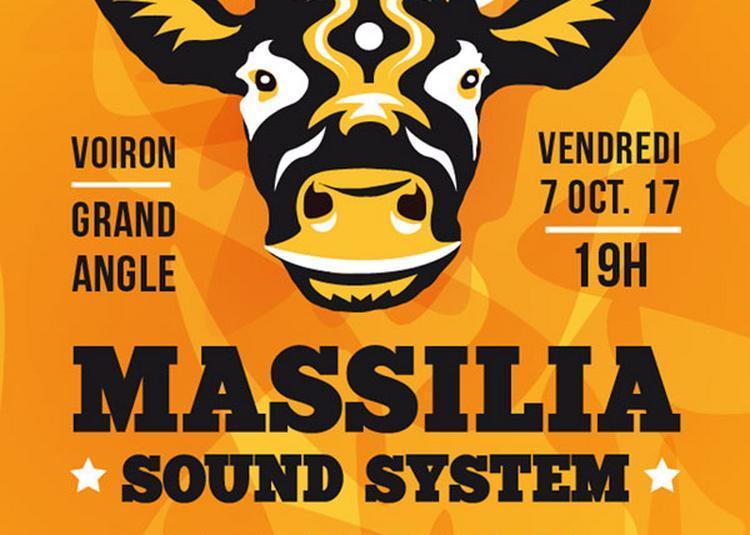 Massilia Sound System + 1ere Partie à Voiron