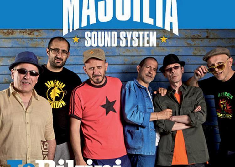 Massilia Sound System + Telegram à Ramonville saint Agne
