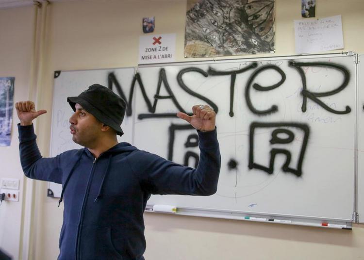 Master à Lieusaint