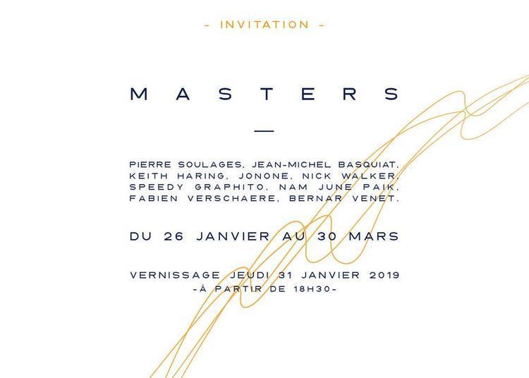 Masters à Paris 3ème