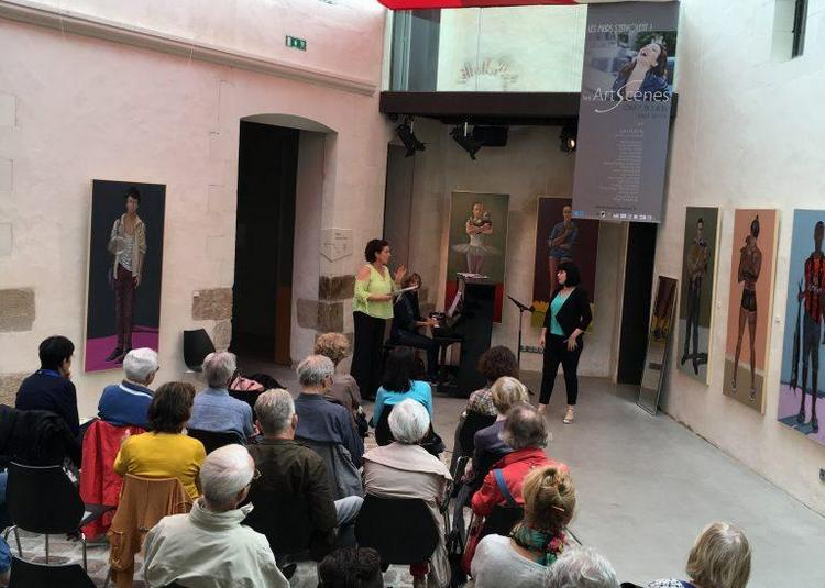 Masters classes publiques de chant à Nantes