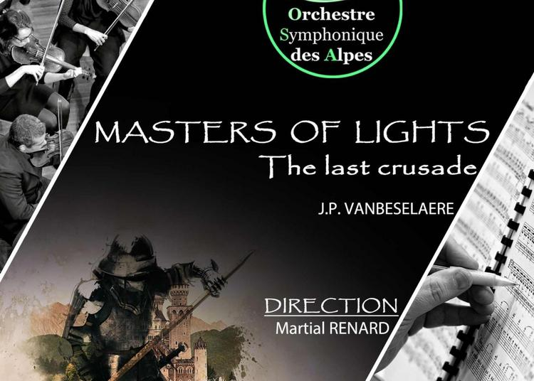 Masters of Lights à Morzine