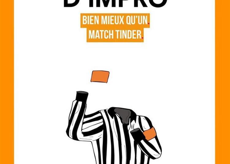 Match D'Impro à Paris 11ème