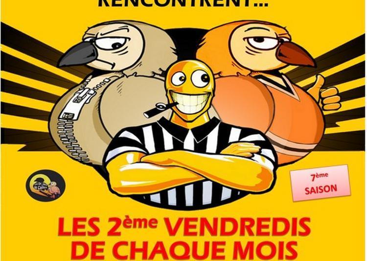 Match d'Impro : Les Drôles de Cailles rencontrent... à Paris 13ème