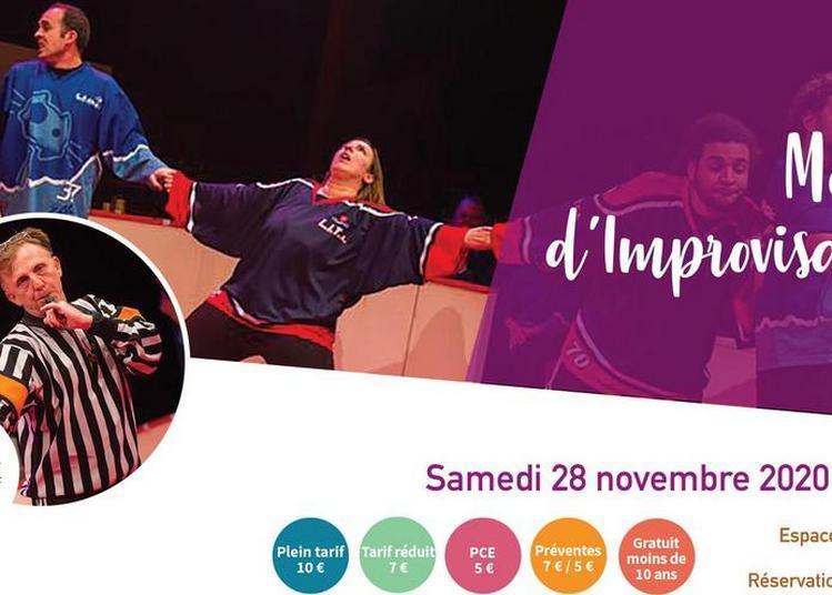 Match d'Improvisation à Monts