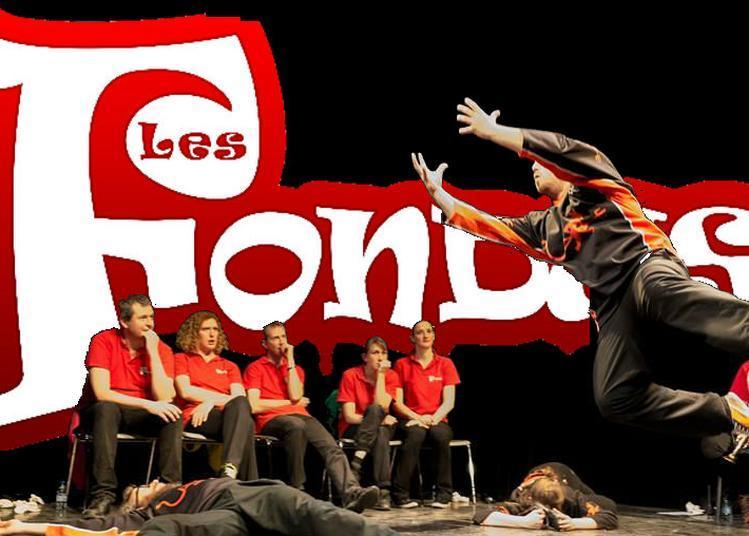Match d'improvisation Les Fondus vs La Lipho (Marseille) à Aix en Provence