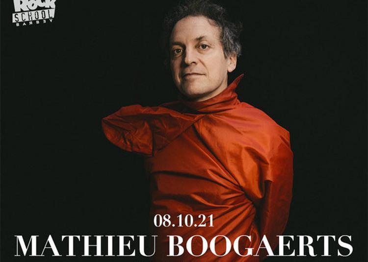 Mathieu Boogaerts à Floirac